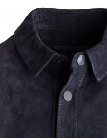 John Varvatos black suede jacket price
