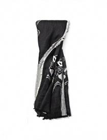 Scarves online: John Varvatos jacquard scarf