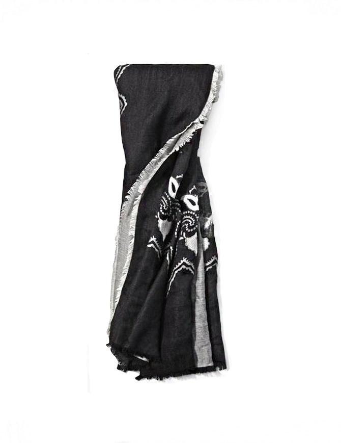 John Varvatos jacquard scarf V1021U3-BMYC-COL.006 scarves online shopping