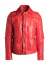 Carol Christian Poell red jacket LM/2498 buy online LM/2498 CORS-PTC/13