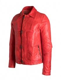 Giubbino Carol Christian Poell rosso LM/2498 prezzo