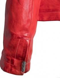 Giubbino Carol Christian Poell rosso LM/2498 acquista online prezzo