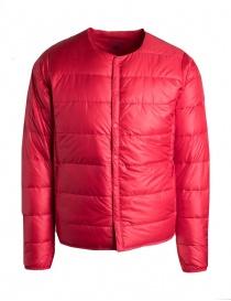 Piumino Allterrain By Descente colore rosso online