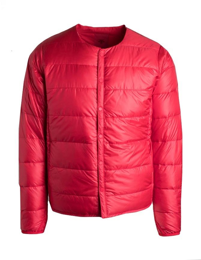 Piumino Allterrain By Descente colore rosso DIA3778U TRED giubbini uomo online shopping