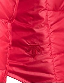 Piumino Allterrain By Descente colore rosso prezzo