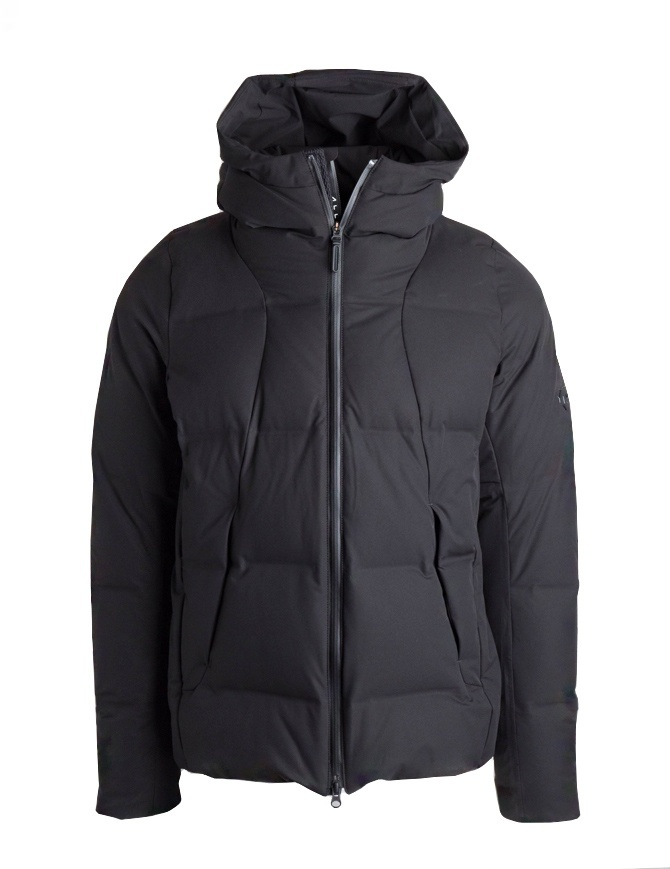 Piumino Allterrain By Descente Mizusawa Down colore nero DIA3771U BLK giubbini uomo online shopping