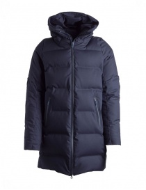 Cappotto piumino Allterrain By Descente Mizusawa Element-LC colore navy online