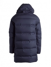 Cappotto piumino Allterrain By Descente Mizusawa Element-LC colore navy