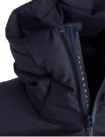 Allterrain By Descente Mizusawa Element - LC navy down coat price