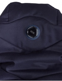Cappotto piumino Allterrain By Descente Mizusawa Element-LC colore navy giubbini uomo acquista online
