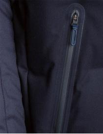 Cappotto piumino Allterrain By Descente Mizusawa Element-LC colore navy giubbini uomo prezzo