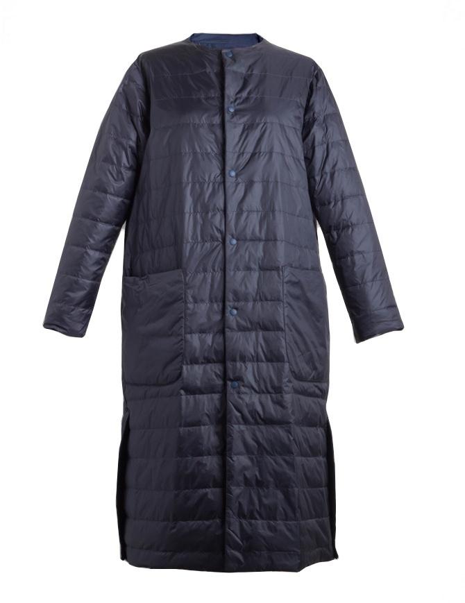 Plantation navy long down jacket PL88-FA606 NAVY womens jackets online shopping