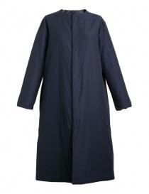 Plantation navy long down jacket price