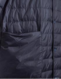Plantation navy long down jacket womens jackets price