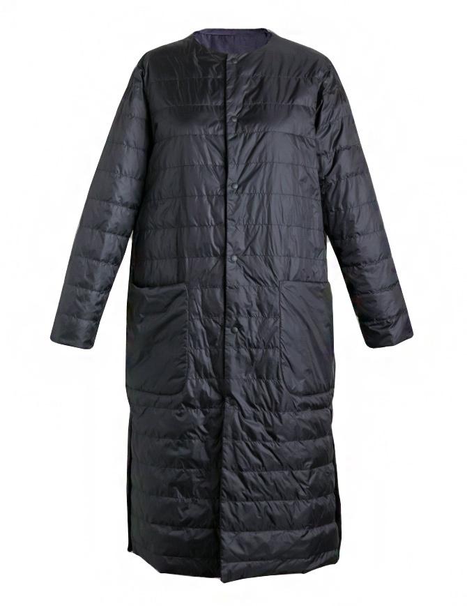 Piumino lungo Plantation colore nero PL88-FA606 BLACK giubbini donna online shopping