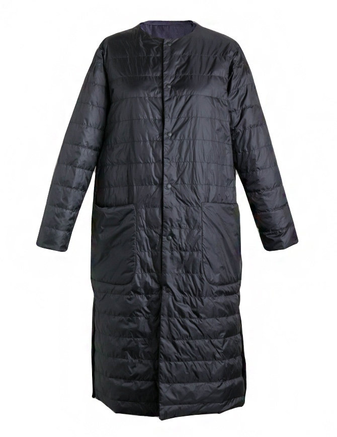 Plantation black long down jacket PL88-FA606 BLACK womens jackets online shopping