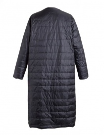 Plantation black long down jacket