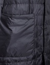 Plantation black long down jacket PL88-FA606 BLACK buy online