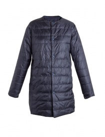 Womens jackets online: Plantation blue down jacket for woman