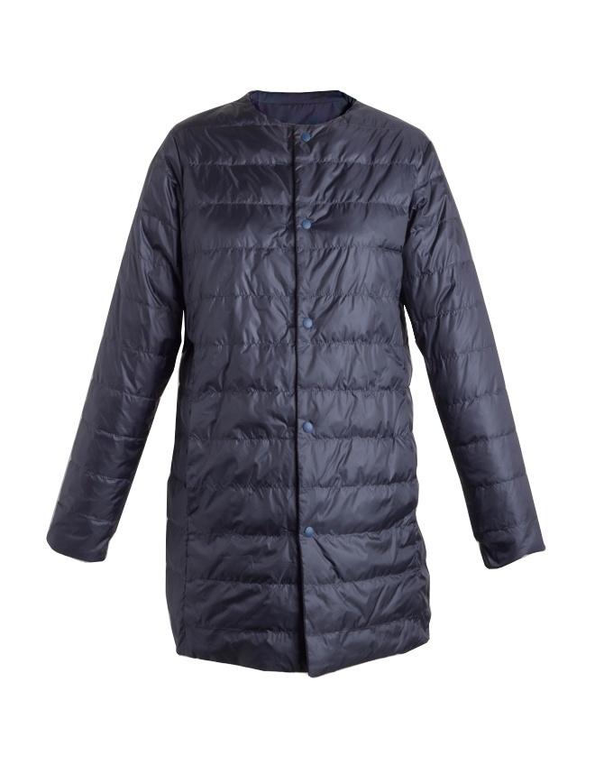 Piumino Plantation colore blu da donna PL88-FC607 NAVY giubbini donna online shopping