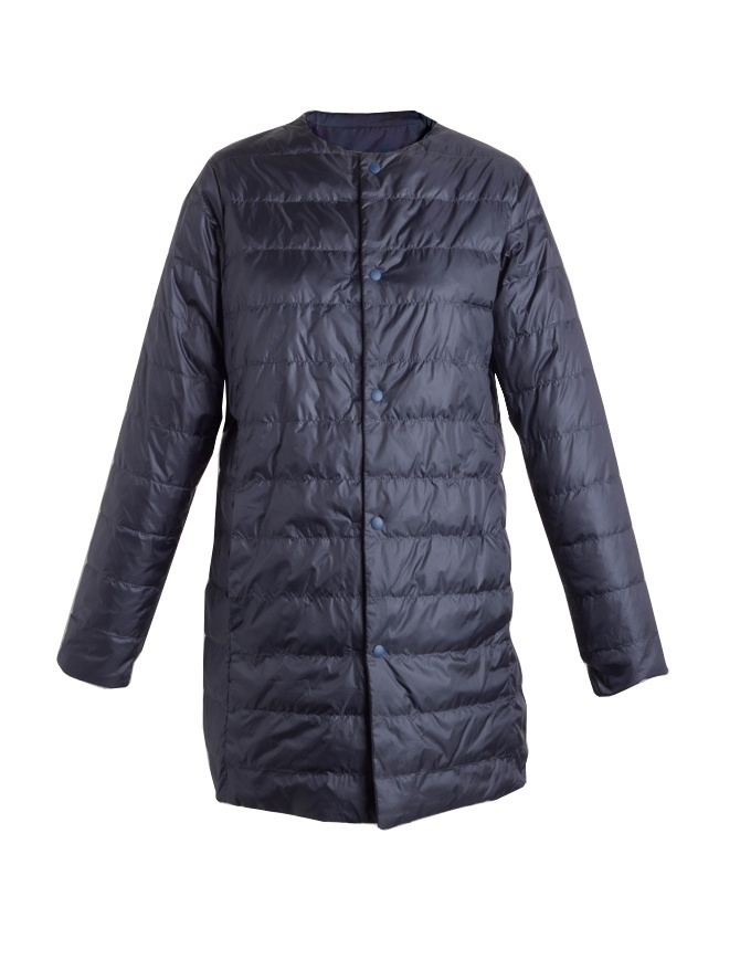 Plantation blue down jacket for woman PL88-FC607 NAVY womens jackets online shopping