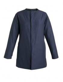 Plantation blue down jacket for woman price