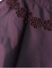 Miyao merlot red bell shaped dress price