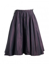 Miyao merlot color skirt MP-S-01 BURGUNDY RED order online