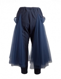 Miyao trousers with tulle