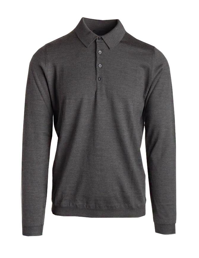 Polo Goes Botanical manica lunga colore militare 103 1189 MILITARE ex polo uomo usa t shirt online shopping