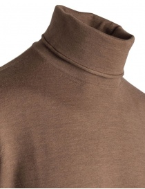 Goes Botanical brown turtleneck sweater price
