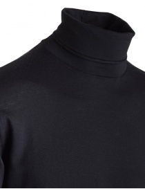 Goes Botanical black turtleneck sweater price
