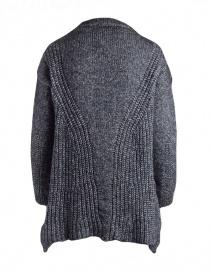 Maglione lungo Yasmin Naqvi argento acquista online