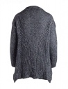 Yasmin Naqvi silver long sweater shop online womens knitwear