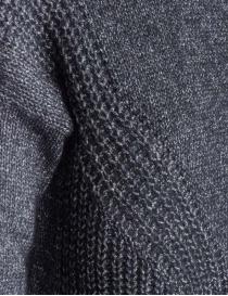 Maglione lungo Yasmin Naqvi argento prezzo
