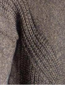Maglione lungo Yasmin Naqvi oro prezzo