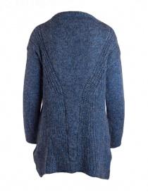 Maglione lungo Yasmin Naqvi blu acquista online