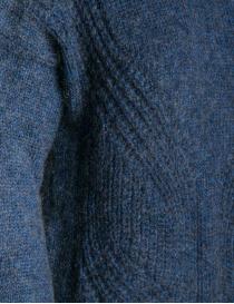 Maglione lungo Yasmin Naqvi blu prezzo