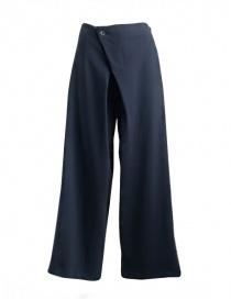 Pantalone a palazzo Yasmin Naqvi blu online