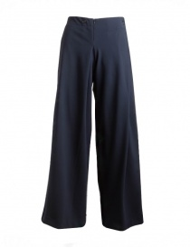Yasmin Naqvi blue palazzo trousers