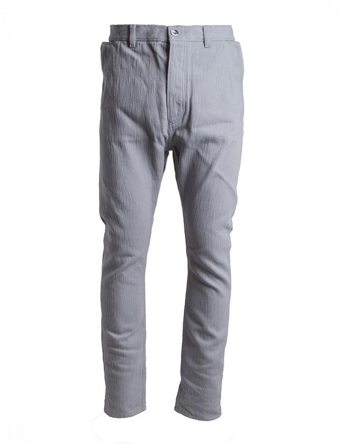Denim Deepti colore grigio D-144W D-144W COL. 44 pantaloni uomo online shopping