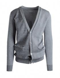 Cardigan Deepti colore grigio K-147 online