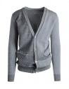 Cardigan Deepti colore grigio K-147 acquista online K-147 COL. 45