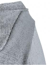 Cardigan Deepti colore grigio K-147 prezzo