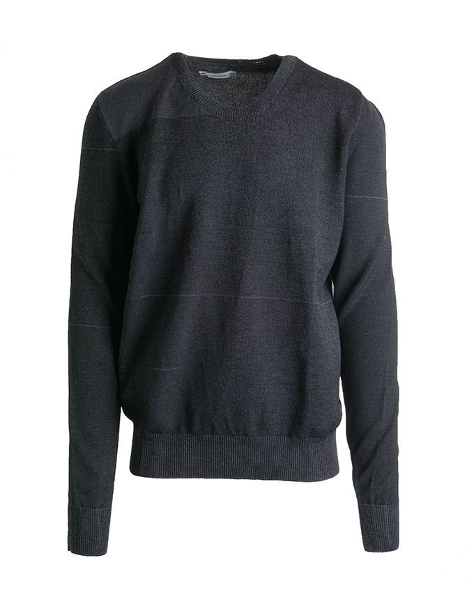 Deepti black sweater K-146 K-146 COL. 95 mens knitwear online shopping