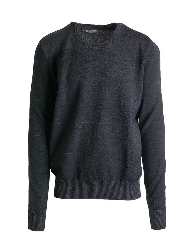 Maglia Deepti colore nero K-146 K-146 COL. 95 maglieria uomo online shopping