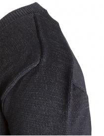 Deepti black sweater K-146 mens knitwear buy online