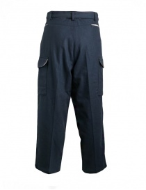 Cellar Door blue Cargo 2 trousers