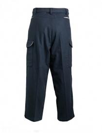 Pantalone Cellar Door Cargo 2 blu