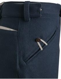 Pantalone Cellar Door Cargo 2 blu prezzo
